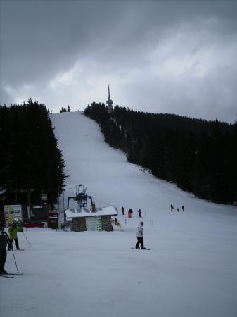 Pamporovo Ski Resort: Ski-ing at Pamporovo