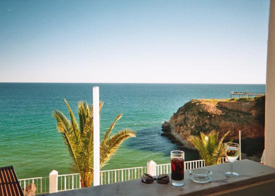 Rocamar Exclusive Hotel & Spa : View from our room