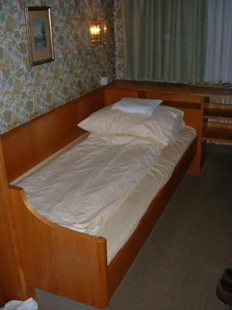 Hotel Blauer Bock: sleeping area