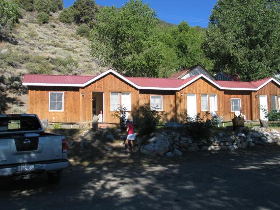 Tioga Lodge At Mono Lake Partial Hotel View