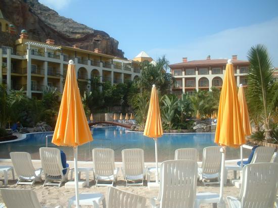 Cordial Mogan Playa: Pool area