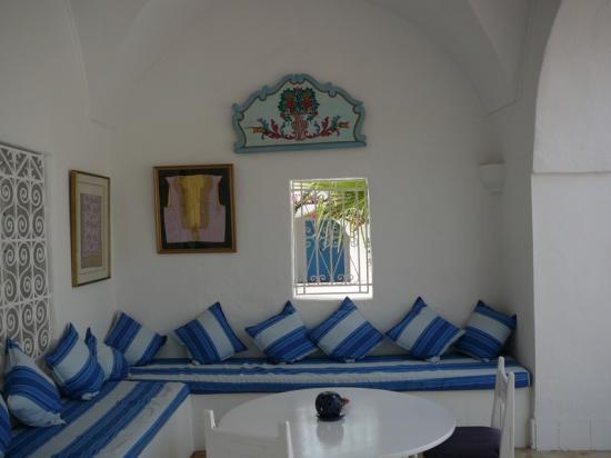 Residence Dar Sidi : interno
