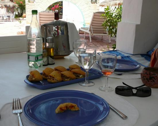 Residence Dar Sidi : lunch
