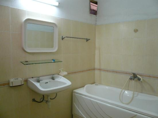 Darling Back-Packer Guest House: Bathroom