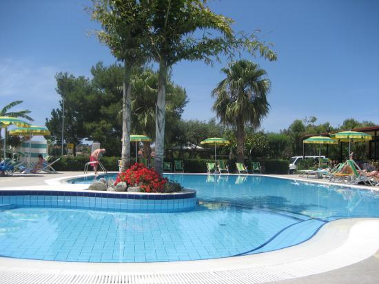 Hotel Residence Sciaron : Pool