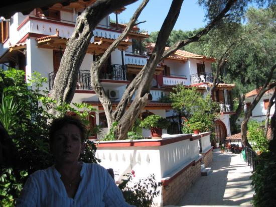 Valtos Beach & Gogozotos Residence: The hotel