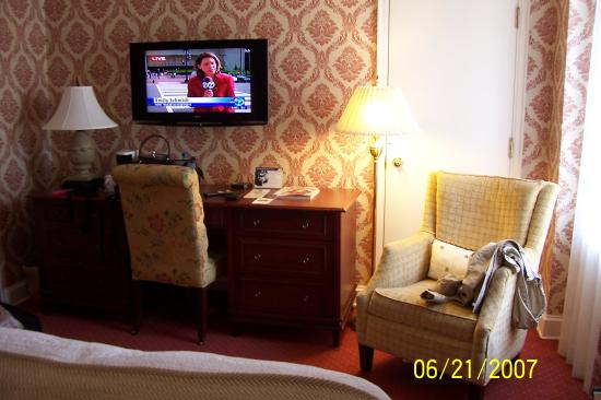 Phoenix Park Hotel : rest of the room