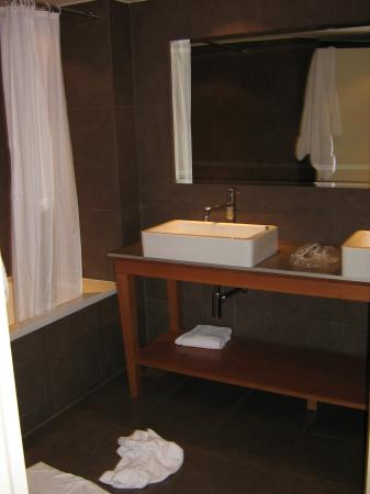 Holiday Inn Cannes : Bathoom