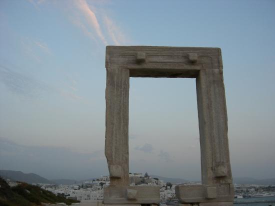 Ammos Naxos Exclusive Apartments: ruins