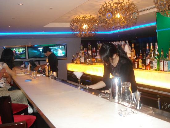 Hotel One Taichung: Lounge ONE