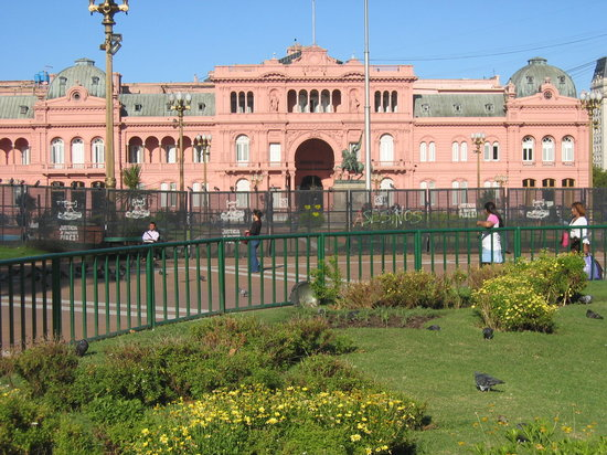 casa rosada picture of buenos aires capital federal