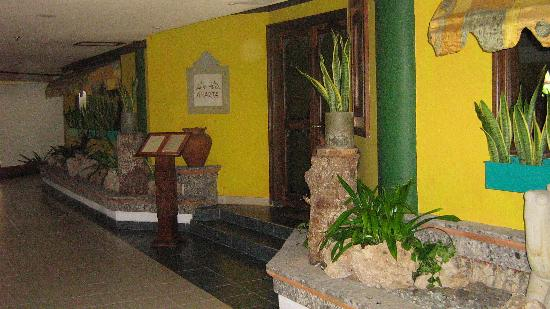 Sol Beach House Bali Benoa by Melia Hotels International: Italian restaurant El Palio