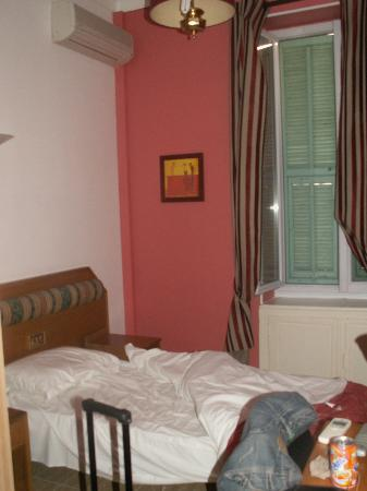 Hotel Parisien: Single Room