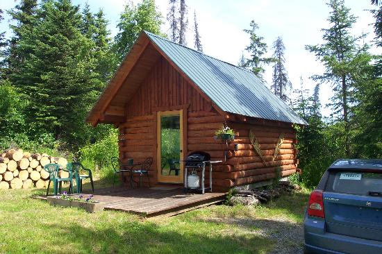 Moose creek cabins reviews photos fritz creek ak for Alaska cabin plans