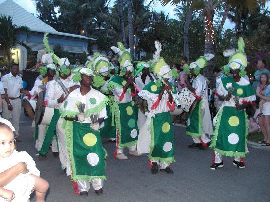 Beaches Turks & Caicos Resort Villages & Spa: Parade Band