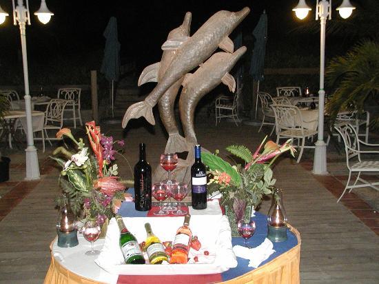 Beaches Turks & Caicos Resort Villages & Spa: Table Decor