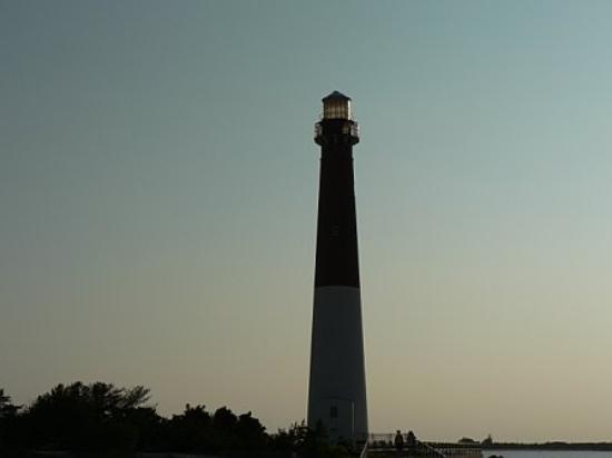 Long Beach Island: lighthouse