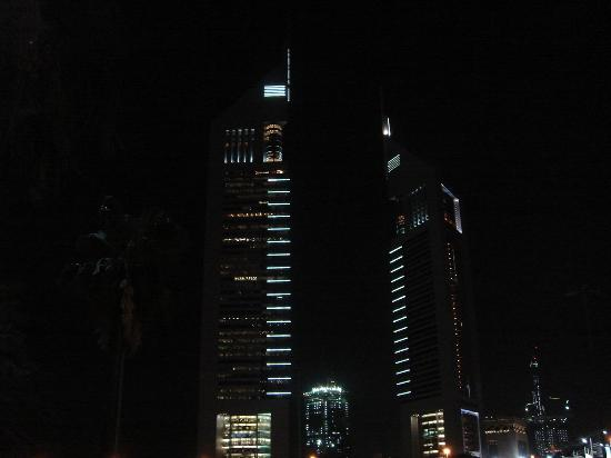 Jumeirah Emirates Towers: Emirates Towers in all its glory