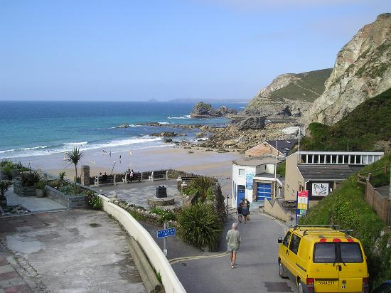 Kimberley Bed and Breakfast: Trevaunance Cove, St Agnes