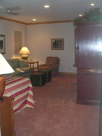 Bailey Creek Cottages: Bailey Creek Cottage Room(1)