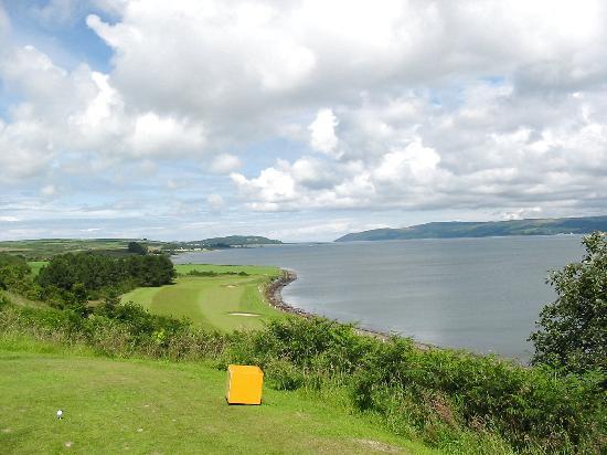 The Blue Peter Hotel : Stranraer Golf Club