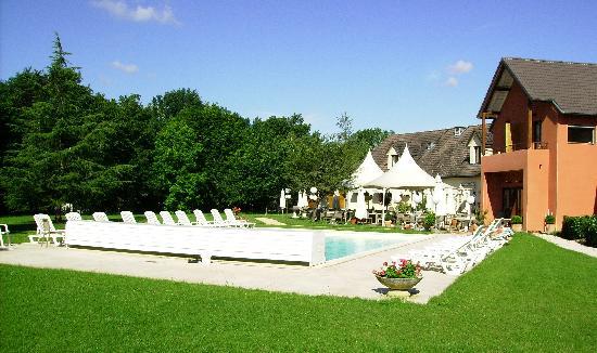 Dracy-le-Fort, Frankrike: Hotel Le Dracy