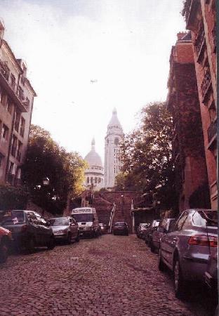 Ermitage Hotel Sacre-Coeur: Montmartre Neighborhood 2