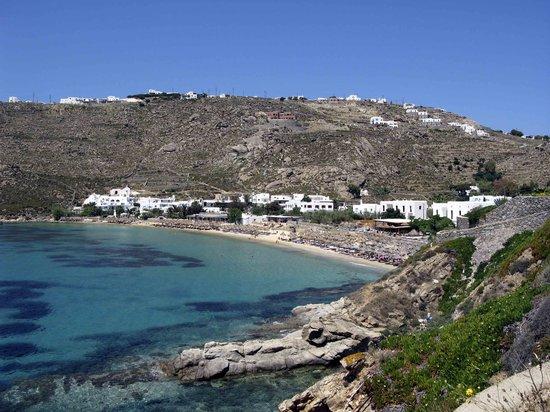 Mykonos, Yunani: Psarou