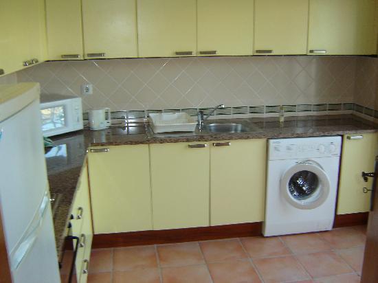 Colina da Lapa: The kitchen