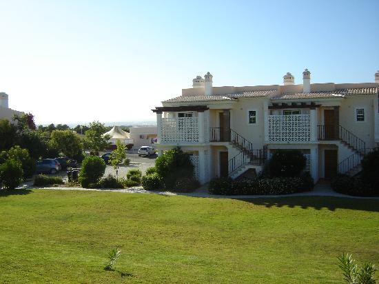 Colina da Lapa: The apartments