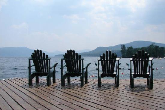 Trout House Village Resort: view