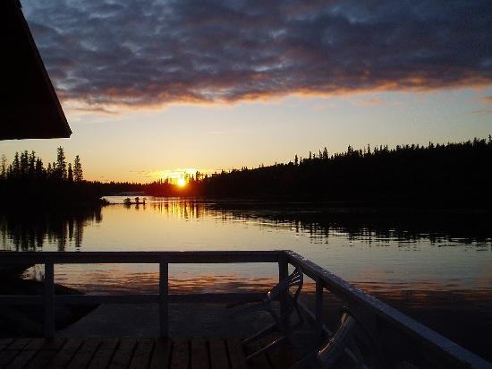 Saskatchewan, Canadá: Sailors Delight, Churchill River