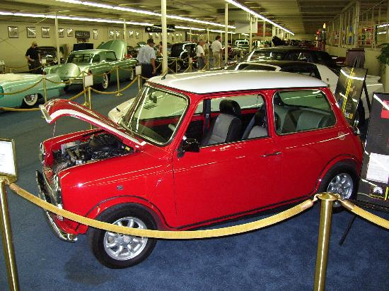 1963 Austin Mini Cooper Driven By Charlize Theron In The Movie The