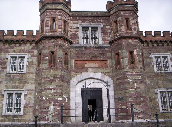 Front of Cork City Gaol