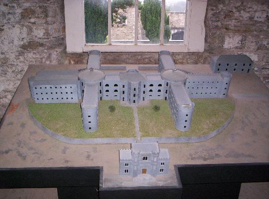 Cork, Irlanda: Model Scale of Gaol