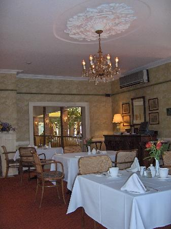 The Briars Resort & Spa: The main dining room.