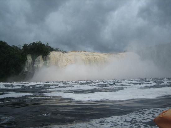 Playa el Agua, Venezuela: Canima trip