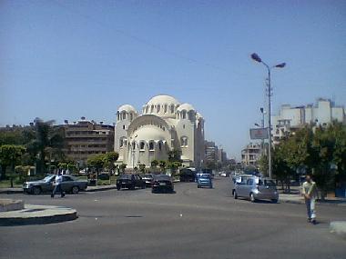 Basilica, Heliopolis