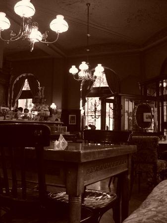 Hotel Kugel: Vienna coffee house