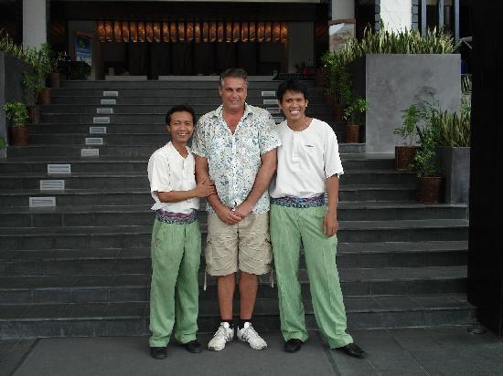 Centara Karon Resort Phuket: Our friends !