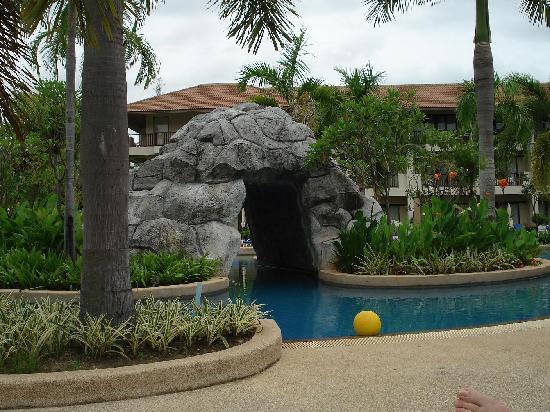 Centara Karon Resort Phuket: Part of 1 of the swimiming pools