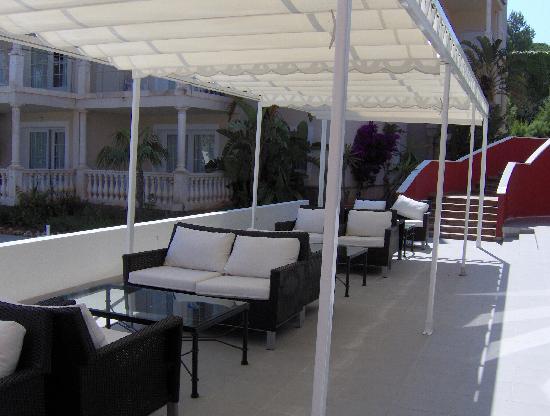 Aparthotel HG Jardin de Menorca: Seating area