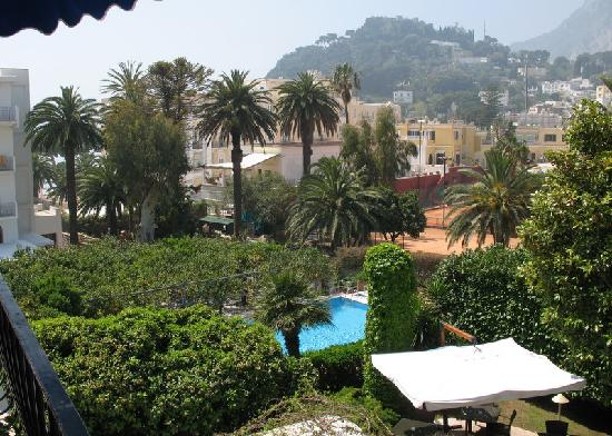 Hotel 'A Pazziella: Pool at Hotel 'A Paziella