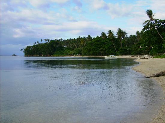 Rapopo Plantation Resort: Beach in front of resort