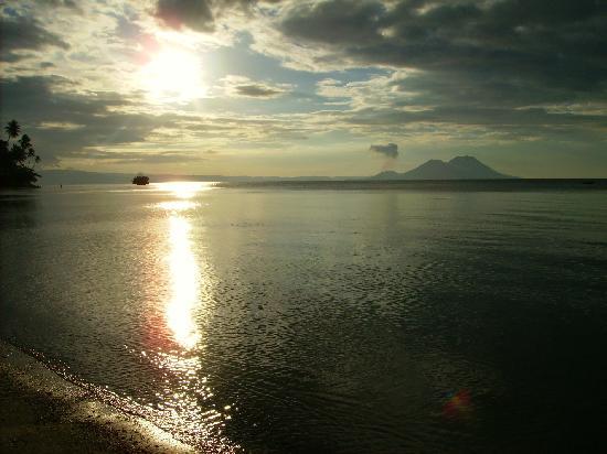 Rapopo Plantation Resort: sunset