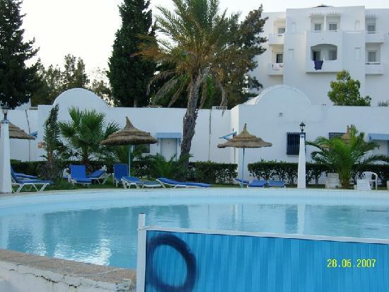 Hotel Club President: piscine