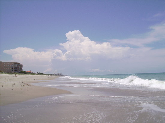 Melbourne Beach, FL: Beautiful beaach