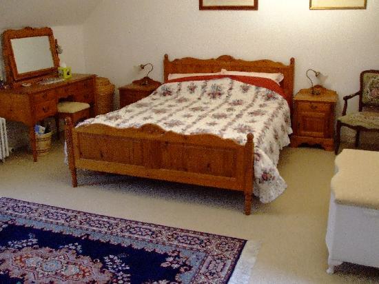 La Renardais : Our room