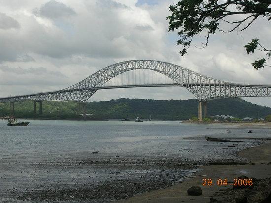 ปานามาซิตี, ปานามา: Puente de las Americas