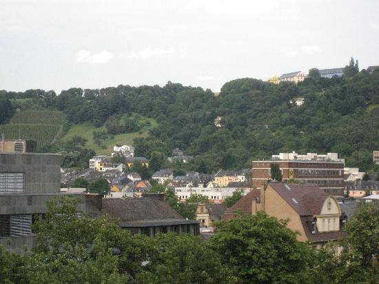 Römischer Kaiser: View from one of the windows